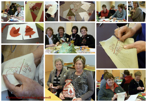 Christmas Workshop at Stawell_1