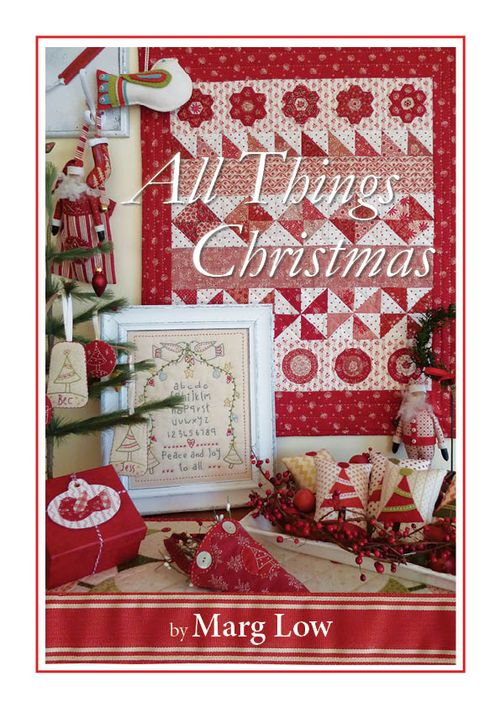 All Things Christmas Cover