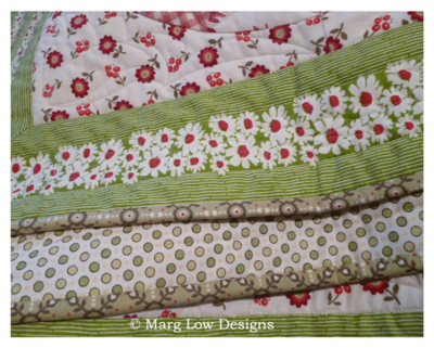 Binding-on-quilt