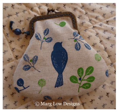 Barbs-purse-back