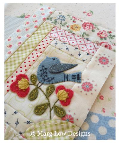 Postcard-Birdie