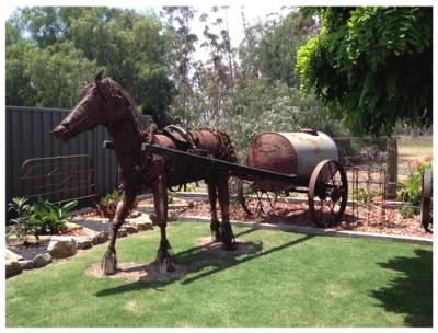Wahgunyah-Garden
