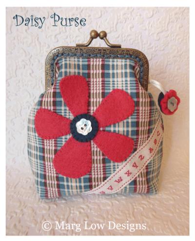 Daisy-purse
