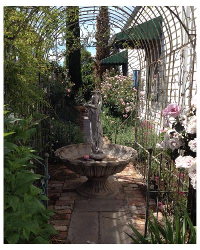 Rutherglen-Garden