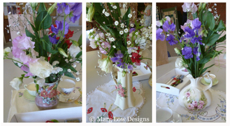 Table-centrepieces