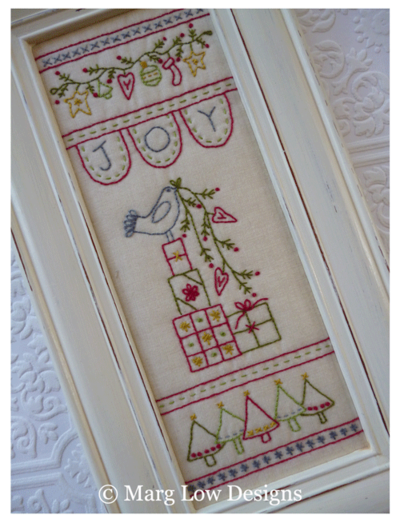 Gift-of-Joy---framed-stitchery