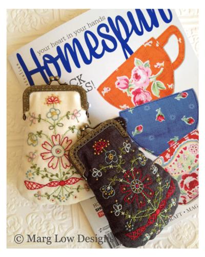 Vintage-Petals-purses---homepspun