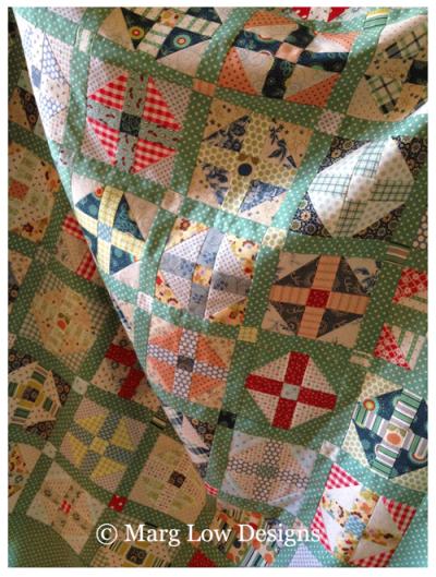 Mosaic-Quilt