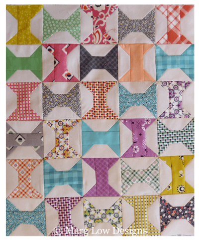 Little-quilt-with-Denyse-Schmidt-fabric