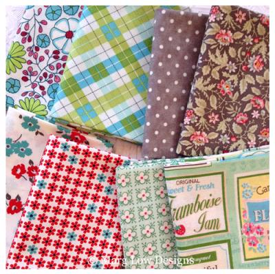 Fabrics-gifts