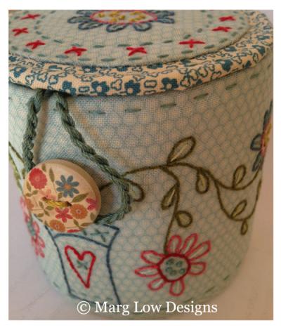 Weekend-stitching-finished