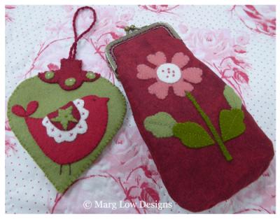 Make-Merry-Birdie-&-Floral-Charms---Heather