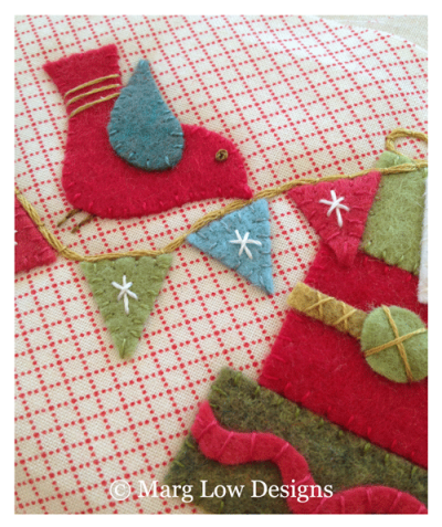 Christmas-applique