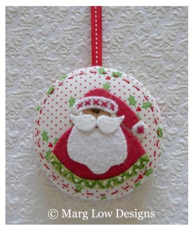 Sew-Jolly-Santa
